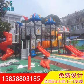 专业定做整套儿童乐园幼儿园公园滑梯必威体育娱乐客户端设备不锈钢组合滑梯