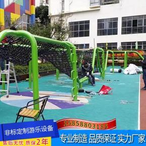 幼儿园户外活动玩具攀爬绳网亿童同款爬网必威体育娱乐客户端园农博园必威体育娱乐客户端设备